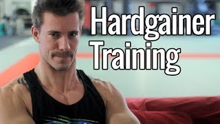 Optimales Workout für Hardgainer! | Hardgainer Training