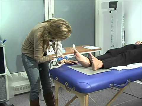 Neck Treatment with Vis Influere®-therapy Long Version