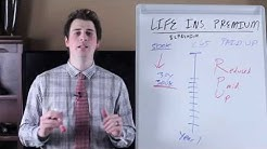 Life Insurance Premiums and How They Work (Base, PUA, Term, and Reduced Paid Up)