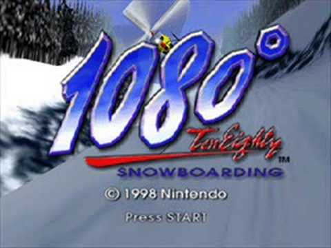 1080° Snowboarding Soundtrack  Vacant s