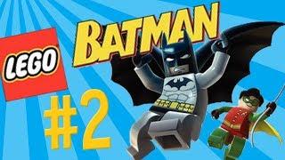 Lego Batman: Mind Controlled Penguins - #2
