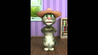 Na Na Na Na song sung by Talking Tom of J Star Punjabi song (Main Tera Boyfriend)