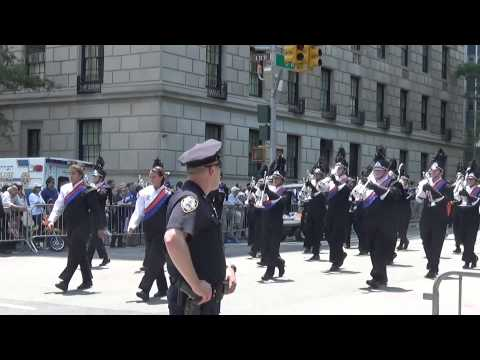 Salute To Israel Day Parade Part XI -- On Sunday May 31, 2015