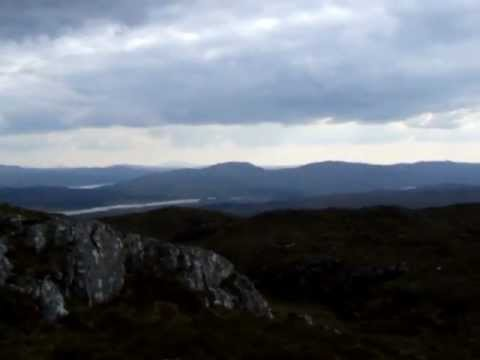 Fly Fishing for Wild Brown Trout in Moidart Scotland