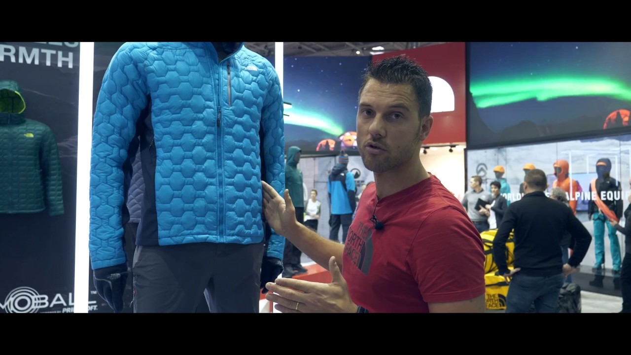 d6bf8b177 The North Face Impendor Thermoball Hoody ad ISPO 2018
