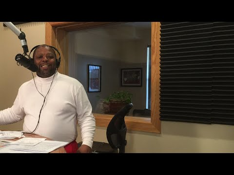 "Urban Broadcast Media says It's time to ""HEAR MY VOICE"" HOSTED BY MARK ALLEN"