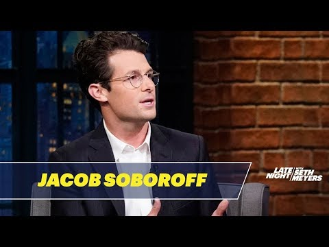 Jacob Soboroff Talks About the Trump Administration's Family Separation Crisis