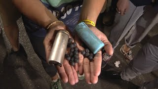 The Bloody Toll Of Rubber Bullets In Georgia's Street Protests