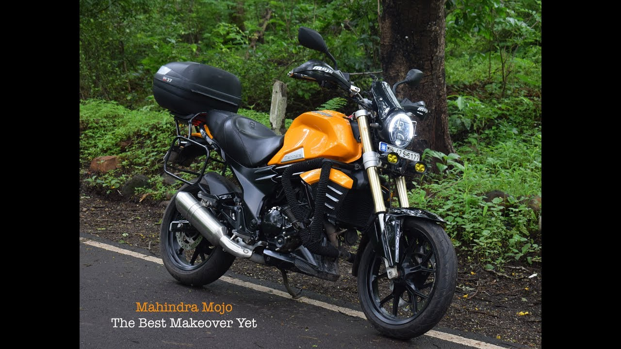 Mahindra Mojo Modified Quot The Best Make Over Just Got Better