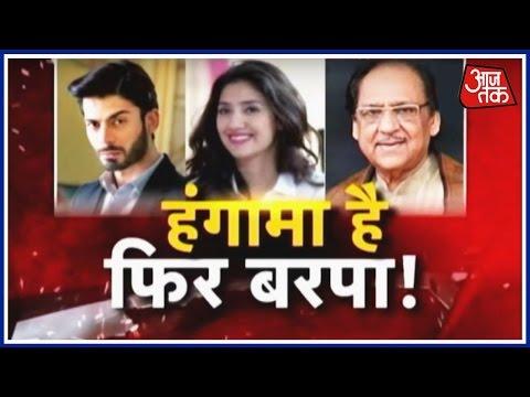 Hallabol: Pakistani Actors Stay Unresponsive When Terror Attacks Happen In India