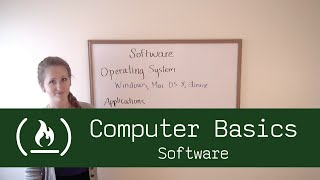 Computer Basics 13: Software