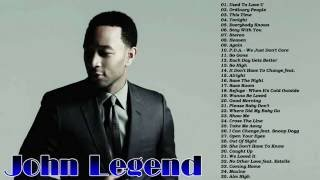 John Legend Greatest Hits 2015