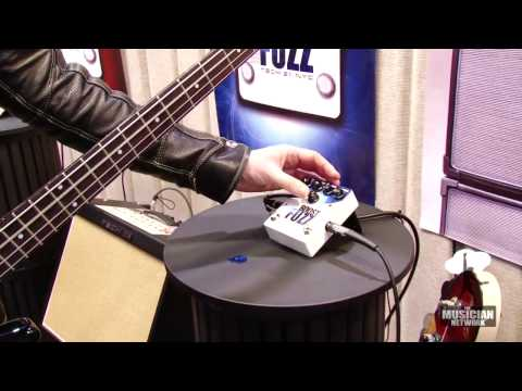 Tech 21: NAMM 2012 Product Demo