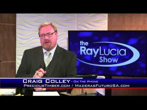 Ray Lucia Show - Money Radio / Biz.TV - Craig Colley 6 17 16 2