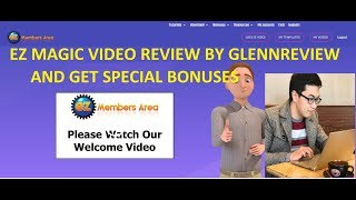 EZ MAGIC VIDEO REVIEW BY GLENNREVIEW.COM 100% HONEST BY REAL USER