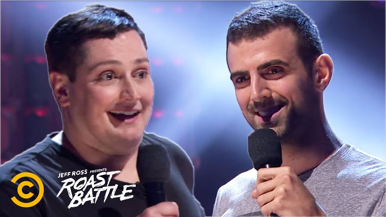 Two Best Friends Tear Each Other to Pieces - Sam Morril vs. Joe Machi - Roast Battle
