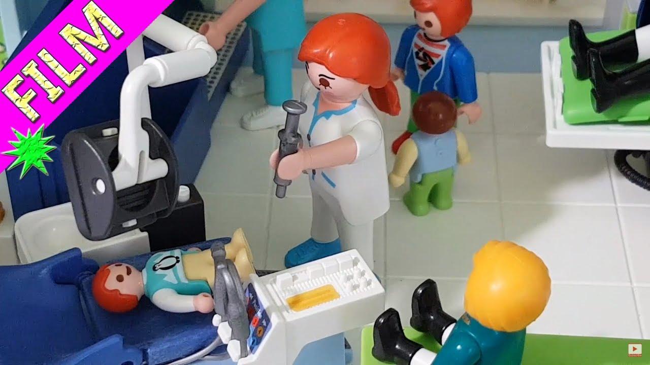 Playmobil Film Deutsch Kinder Müssen Beim Arzt Untersucht