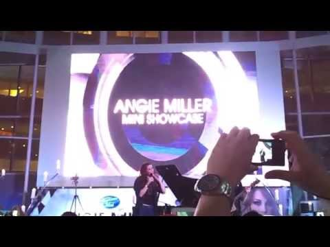 Angie Miller  Titanium  in Jakarta