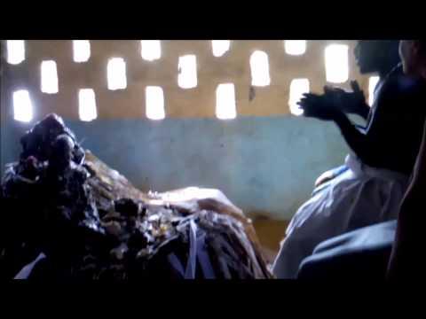 Traditionelles Voodoo Ritual in Benin - Ouidah