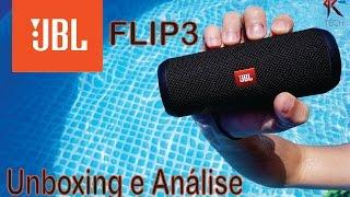 ✓ jbl flip3 a melhor mini caixa de som bluetooth do mundo
