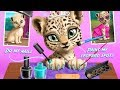 ❤️Fun Baby Animal Pet Care - Makeup Dress Up Bath Time Kids Games Hair Salon Makeover Game for Girls