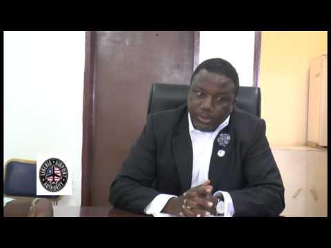 Liberia Airport Authority MD Wil Bako Freeman