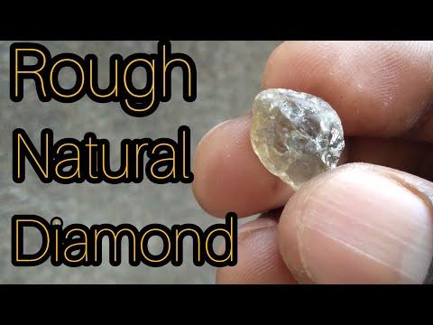 rough natural uncut diamonds #p11