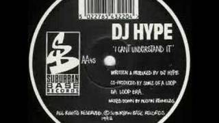 DJ HYPE - I Can