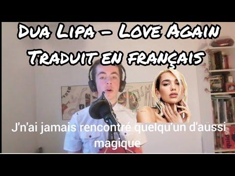 Dua Lipa - Love Again - TRADUIT EN FRANÇAIS (cover léhojy)