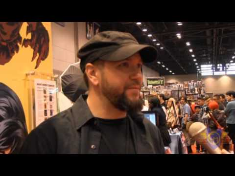 Con Men: Interview with Eric Powell (The Creator of The Goon)