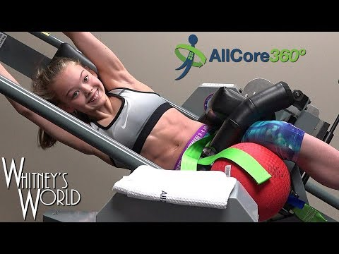 High Tech Abdominal & Core Workout | Whitney Bjerken