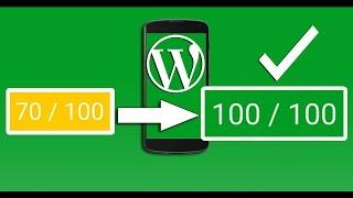 3 Simple Tweaks to Speed up WordPress