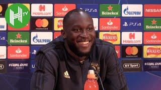 Romelu Lukaku: I want to emulate Cristiano Ronaldo's achievements at Manchester United