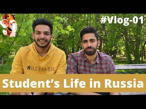 Medical Student Life In Russia| STUDY MBBS IN RUSSIA | Roaming Around With friend | RUSSIA MED VLOGS