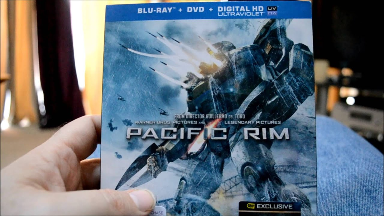 Joebizz34 S Review Of Pacific Rim Best Buy Exclusive On Blu Ray