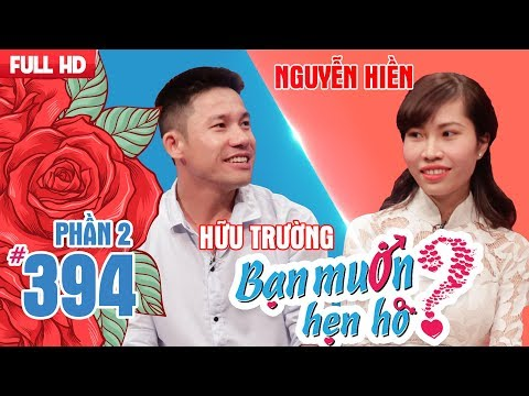 The Central couple & a man who owns a sweet singing voice|Huu Truong-Nguyen Hien|BMHH 394