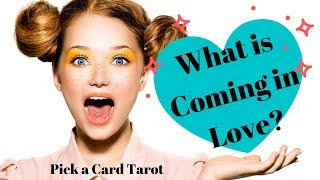 What is new in Love?🎭 The Ex or the Next?  October Forecast 🎃 Pick a Card