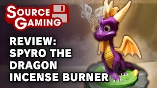 Spyro The Dragon Incense Burner Figure - Review