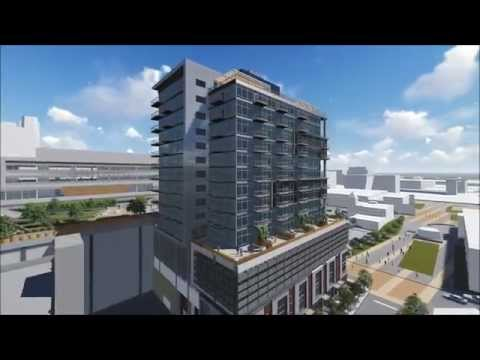 Animated tour of Fort Wayne Ash Brokerage project