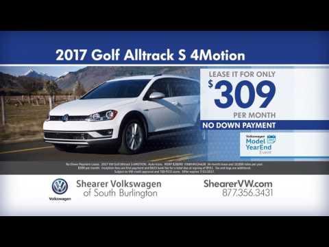 Great Lease Offer- VW Golf Alltrack S 4Motion