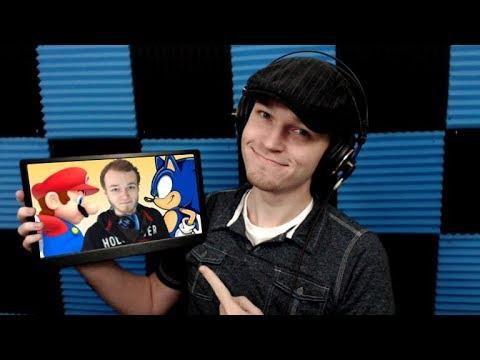 Let's Watch Let's Watch DEATH BATTLE | Mario VS Sonic