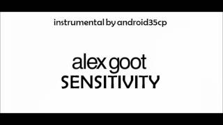 """Sensitivity"" - Alex Goot (Instrumental w/ Hook)"
