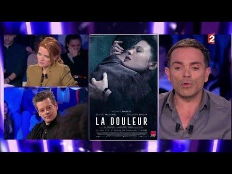 Mélanie Thierry & Benjamin Biolay  On n'est pas couché 20 janvier 2018 ONPC