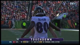 Mark Andrews Baltimore Ravens 2019-20official||highlights!!
