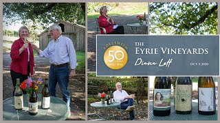 Founders Stories Chapter 1 Diana Lett of the Eyrie Vineyards Full Interview