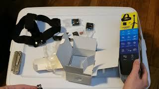 GoPro Hero 8 Black Special Bundle Unboxing