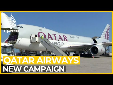 Al Jazeera English: Qatar Airways launches campaign to take stranded travellers home