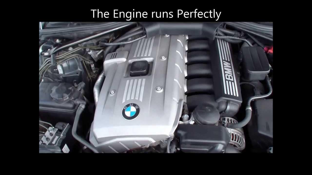 BMW 530i Sport - (2005) - YouTube