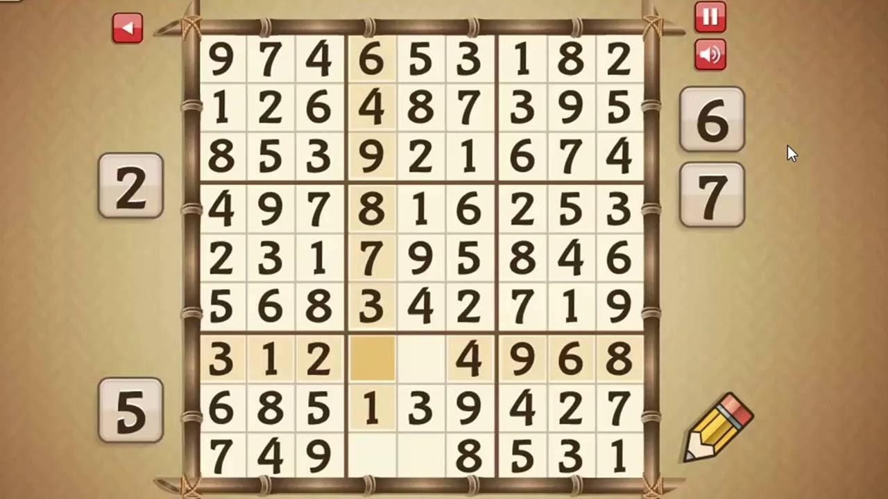 Cara Main Sudoku Berhubung Anak Sekarang Udah Mulai Lupa Youtube