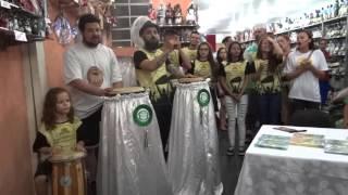 Participação do Matheus Tambores do Paraná